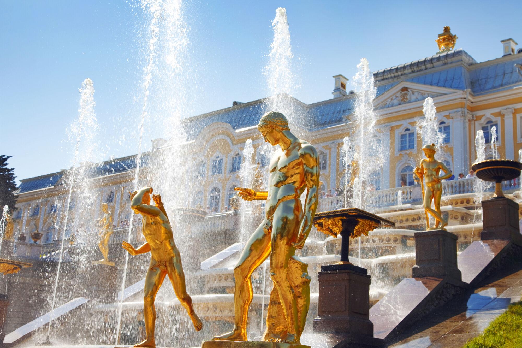 São Petersburgo - Rota da Seda Viagens e Turismo